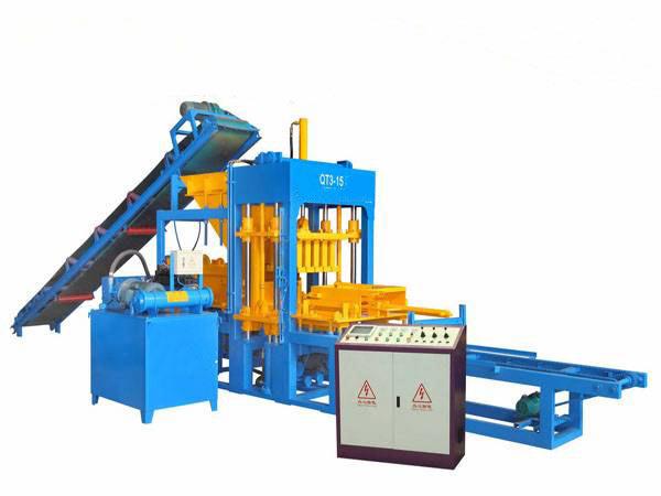 ABM-3S block brick machine