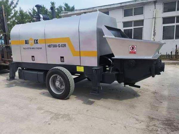 ABT60C concrete pump diesel