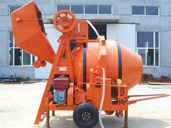 JZR350 small diesel mixer