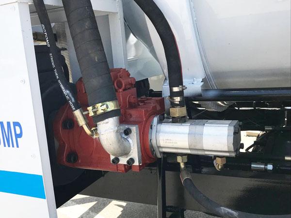 main oil pump