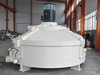 JN1000 planetary concrete mixer machine