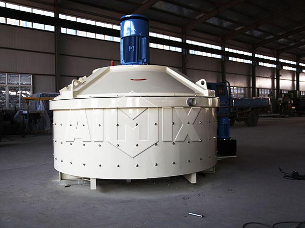 JN750 planetary cement mixer