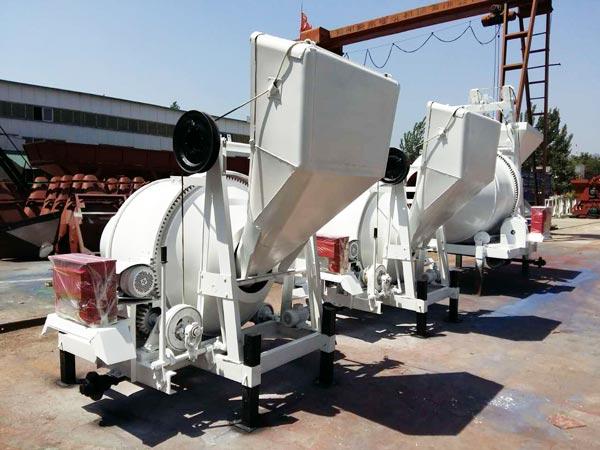 JZC250 concrete mixers