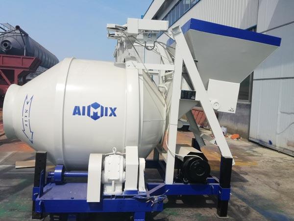 JZC500 small concrete mixer