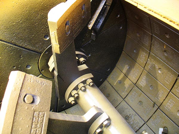 mixing shaft