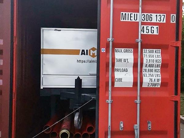 ABJZ40C diesel pump