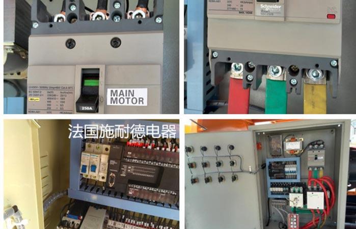 Schneider PLC control system
