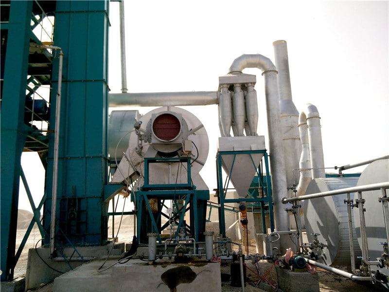 ALQ120 asphalt plant pakistan