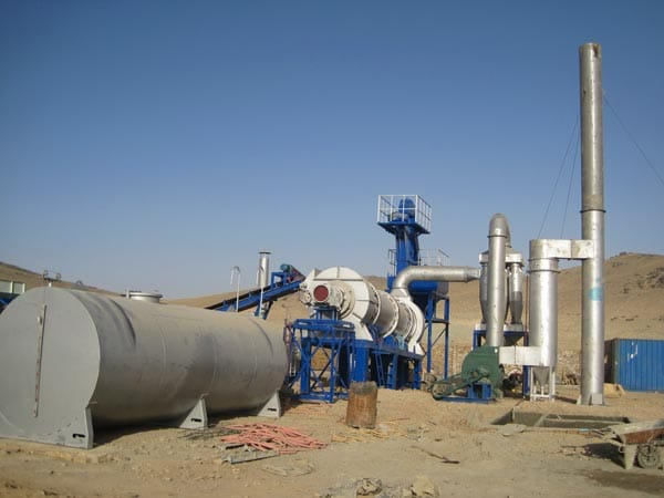 ALT60 drum mix plant