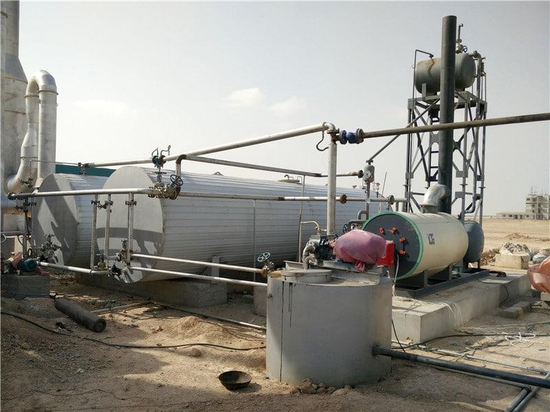 Pakistan asphalt plant