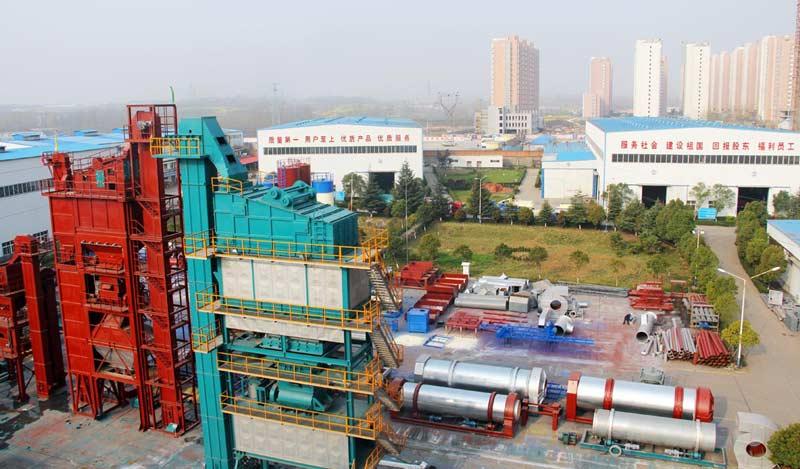 asphalt plant factory