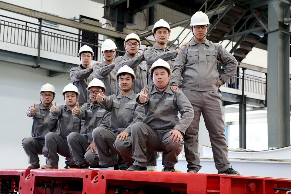 AIMIX technicians