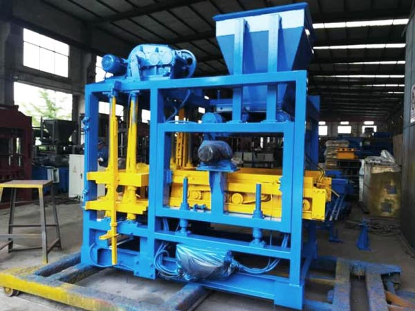 ABM-4S concrete blocks machine