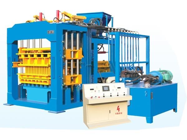 ABM-8S automatic concrete brick making machine