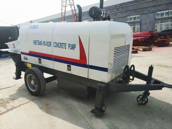 ABT40C concrete pumping machine