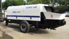 ABT60D electric motor concrete pump