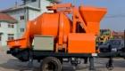 electric cement mixer pump