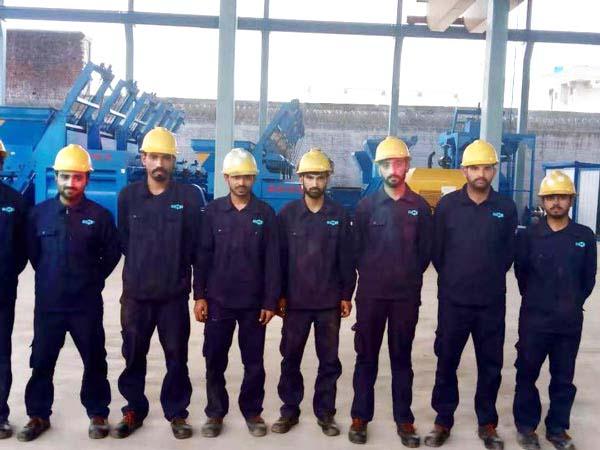 engineers in Pakistan