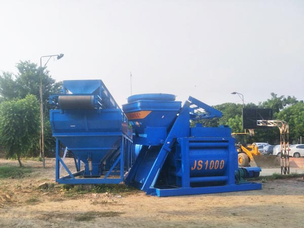 parts of batching plant