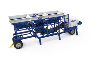 portable cement plant Pakistan