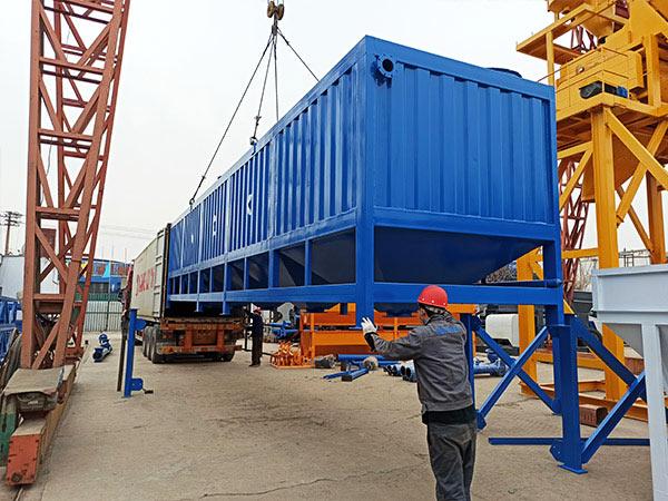 50 ton horizontal silo Malaysia