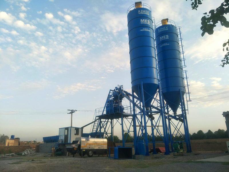 ABT80C concrete pump Pakistan
