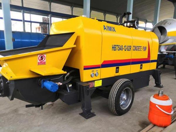 diesel concrete pump