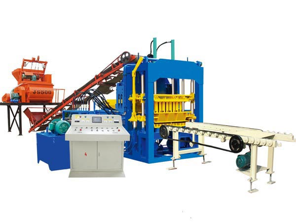ABM-4S hollow brick making machine