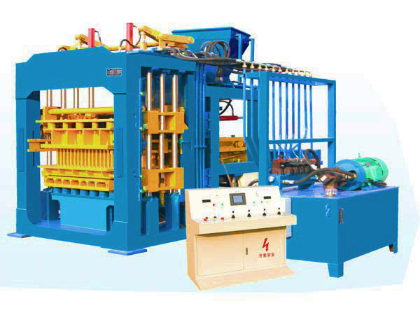 ABM-8S automatic ash block making machine