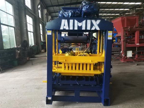 ABM-8S automatic fly ash brick making machine
