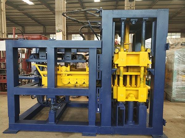 ABM-8S brick moulding machine