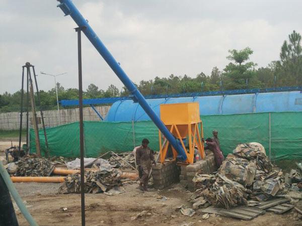 Install AJ-35 in Pakistan