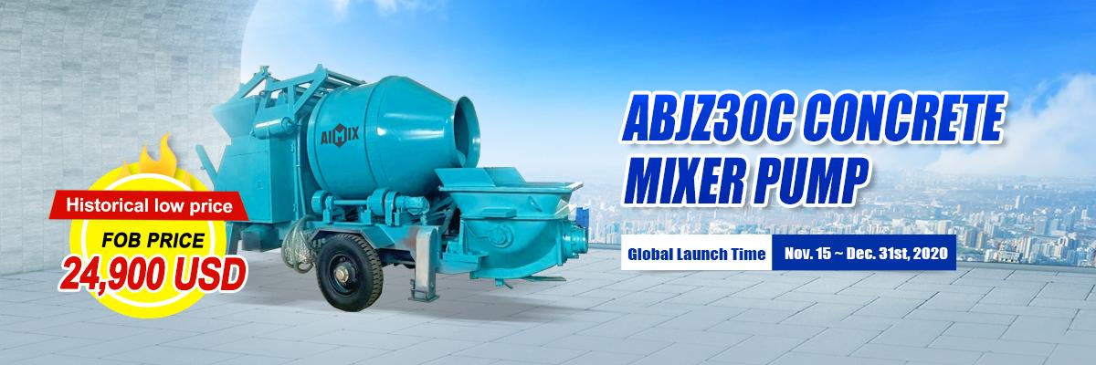 1200 mixer pump