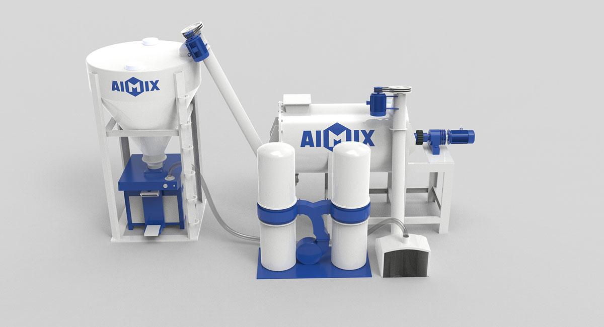 dry mix mortar production plant Pakistan